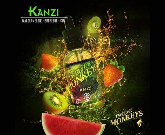 12 monkeys kanzi e juice norsk nettbutikk