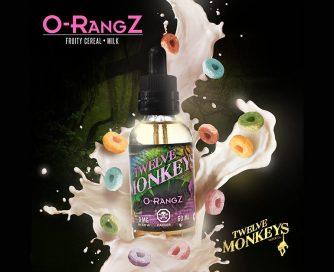12 monkeys o-rangz e juice
