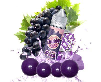 kjøp chubby bubble purp e juice norge