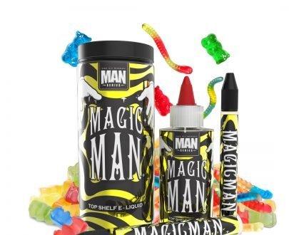 one hit wonder magic man e-juice norsk nettbutikk