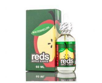reds apple watermelon e juice med vannmelon smak norsk nettbutikk