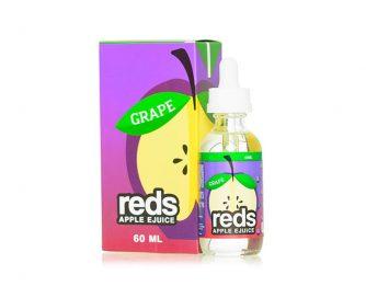 reds apple grape e juice drue smak norsk nettbutikk