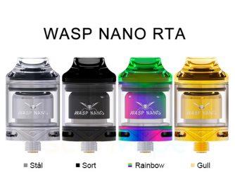wasp nano RTA norge